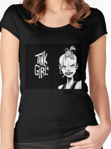 TankGirl Women's Fitted Scoop T-Shirt