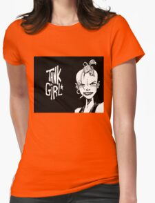 TankGirl Womens Fitted T-Shirt