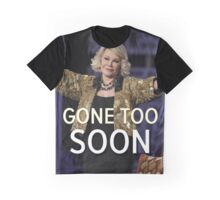 Joan Rivers Gone Too Soon Graphic T-Shirt
