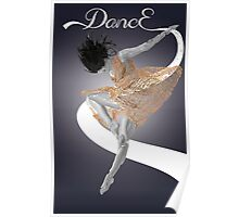 Pikes Peak Community College Dance Department Poster