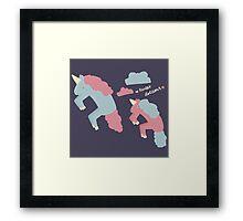 Sweet Dreams ♥ Framed Print