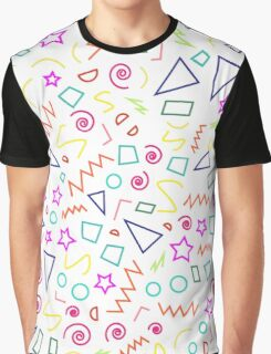 Party Wallpaper Graphic T-Shirt