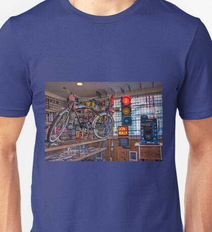 The Flying A Service Station Three Unisex T-Shirt