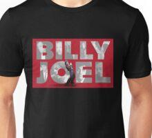 PREMIUM BEST BILLY JOEL RED LOGO Unisex T-Shirt