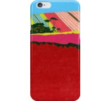 Table Cape Colour Shock iPhone Case/Skin