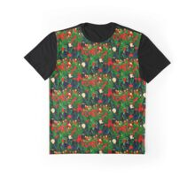 The Tulips Design Graphic T-Shirt