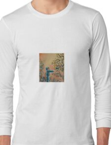 Attachment by 'Donna Williams' Long Sleeve T-Shirt