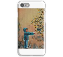 Attachment by 'Donna Williams' iPhone Case/Skin
