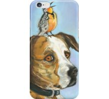Roscoe Put a Bird On It iPhone Case/Skin