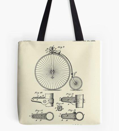 Velocipide-1888 Tote Bag