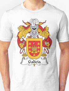 Galicia Coat of Arms (Spanish) T-Shirt
