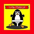 Sumo Penguin by beerman70