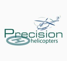 Precision Helicopters T Kids Clothes