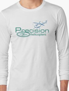 Precision Helicopters T Long Sleeve T-Shirt