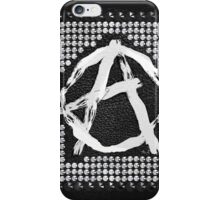 A for anarchy iPhone Case/Skin