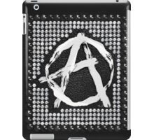 A for anarchy iPad Case/Skin