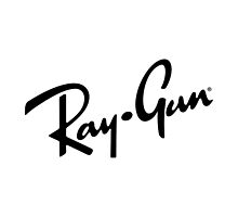 Ray Gun BW by thyearlofgrey