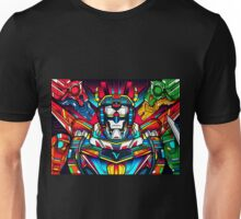 Voltron Full Defender Unisex T-Shirt