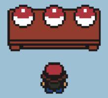 The  Pokemon Choice Kids Tee