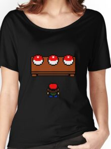 The  Pokemon Choice Women's Relaxed Fit T-Shirt