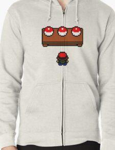 The  Pokemon Choice Zipped Hoodie