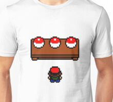 The  Pokemon Choice Unisex T-Shirt