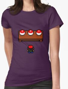 The  Pokemon Choice Womens Fitted T-Shirt