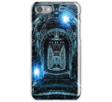 Abstract Gothic Architecture iPhone Case/Skin