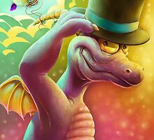 Figment - Hat's off to you by Kristofer Floyd