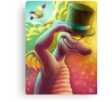 Figment - Hat's off to you Canvas Print