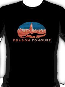 Dragon Tongues logo T-Shirt
