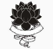 Lotus With Ribbon by Rai Ball (Rai's Gently Used Books)