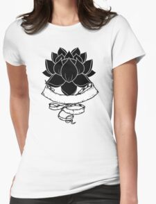 Lotus With Ribbon T-Shirt