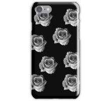 Cold beauty iPhone Case/Skin