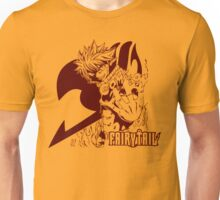 Come On - Natsu Dragneel Fairy Tail Anime (Red) Unisex T-Shirt