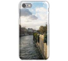 Les Iles, Paris, Ile-de-France iPhone Case/Skin