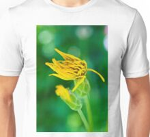 gelb Unisex T-Shirt