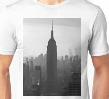 the NY Empire State Building Unisex T-Shirt
