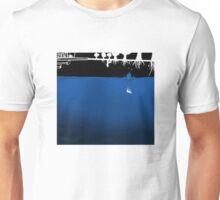 Half empty Unisex T-Shirt