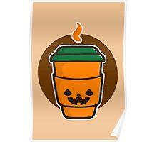 Jack O Latte Poster