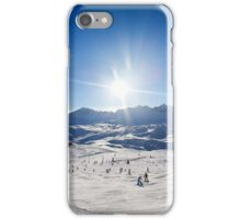 Val-D'Isere, Rhone-Alpes, France iPhone Case/Skin