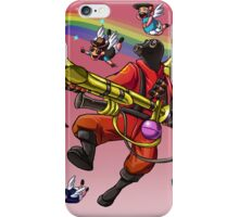Entire Team Is Babies iPhone Case/Skin