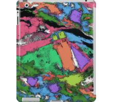 Mapping points iPad Case/Skin