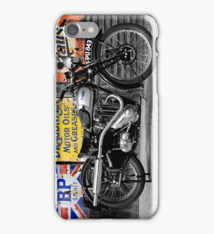 The 1937 Tiger iPhone Case/Skin