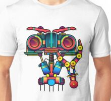 Wall E Blinking Unisex T-Shirt