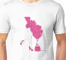 Mad for Pink Unisex T-Shirt