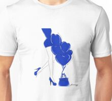 Blue is The Color of My Style Unisex T-Shirt