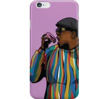 Biggie iPhone Case/Skin