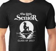 The Little Senior. Senior 2017. Unisex T-Shirt