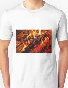 hot macro Unisex T-Shirt
